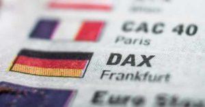 DAX borsa Francoforte